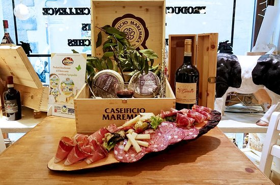 Small-Group Dine Around Florence: An ...