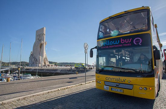 Lisbon Hop-On Hop-Off Bus Tour and...