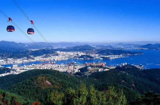 Tongyeong Tour from Busan