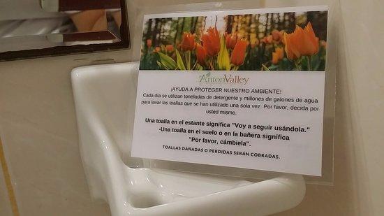 Foto de Anton Valley Hotel