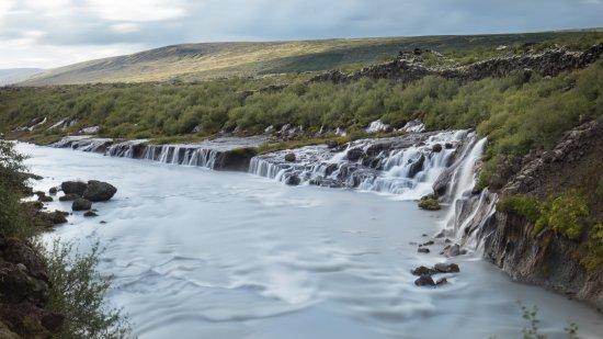 Husafell, Islândia: Mágico..