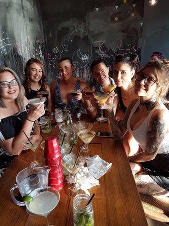 แกลดสโตน, ออสเตรเลีย: Cocktail Master Class