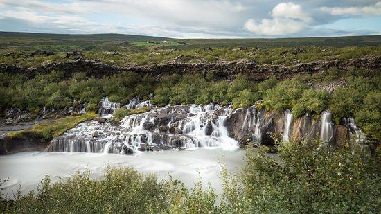 Husafell, Islândia: nada igual en el resto de Islandia.