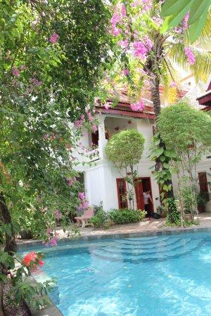 Rambutan Hotel Siem Reap Serene Scene Of The Pool At