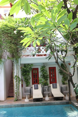 Rambutan Hotel Siem Reap Time To Relax At