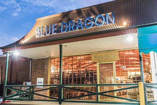 Blue Dragon Restaurant Review
