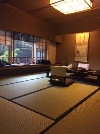Yoshikawa Inn Tempra: Room 10 - 1st Floor with garden view