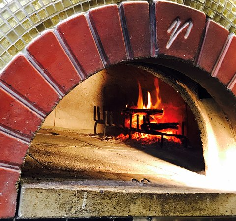 Beaumaris, Australia: Our great wood fire oven.