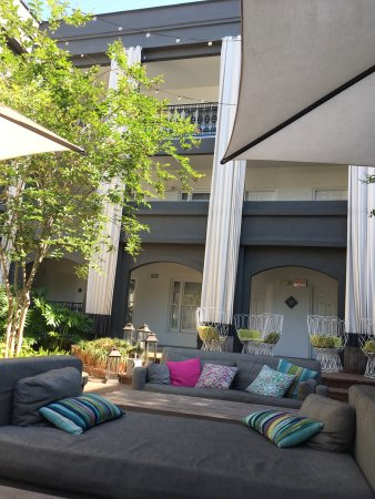 The Kimpton Brice Hotel Wonderful Boutique In Historic District Of Savannah