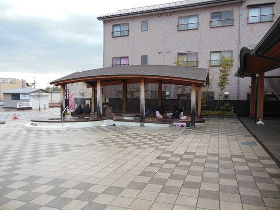 Wakura Onsen Soyu : 和倉温泉総湯
