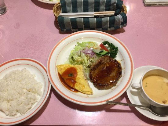 Iyo, Japan: 日替わりランチ