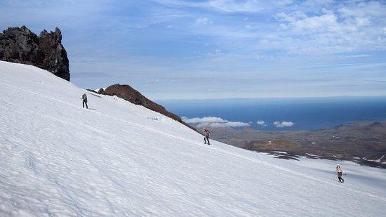 Snaefellsbaer, Islanda: En la ruta a Snaefellsjokull Glacier