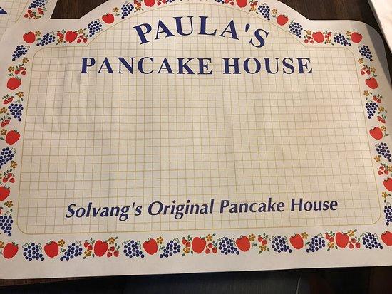 Paula's Pancake House: photo0.jpg