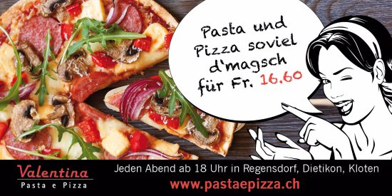 Kloten, Suiza: All you can eat