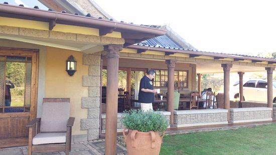 Winterton, Güney Afrika: Main house