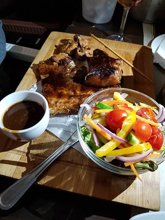 Saveur: Meat platter