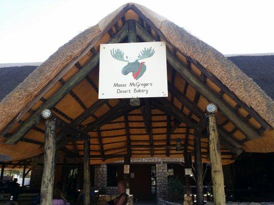 Solitaire, Namibia: punto ristoro