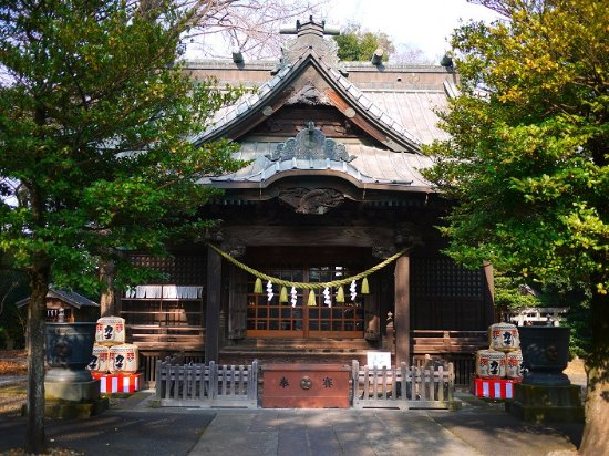 Tamashiki Shrine