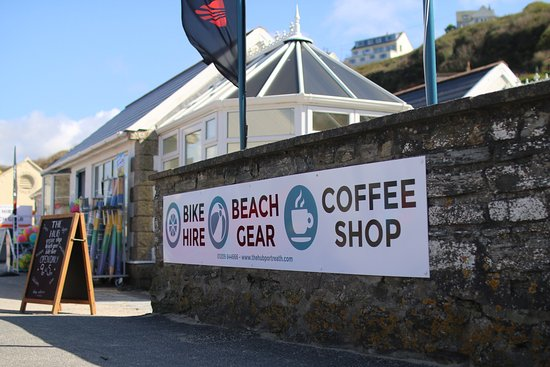 ‪‪Portreath‬, UK: The Hub Portreath‬