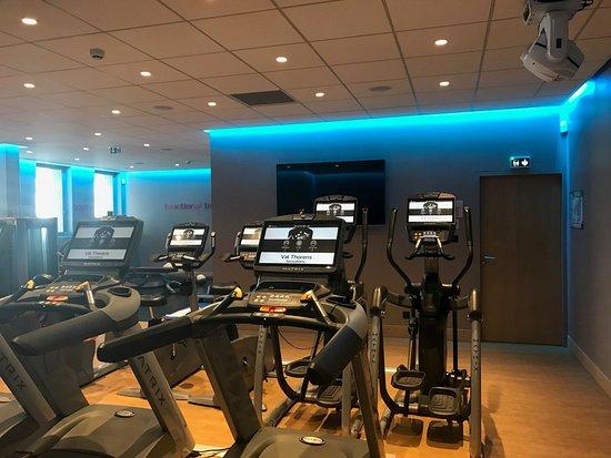 salle de sport picture of club med val thorens sensations val thorens tripadvisor