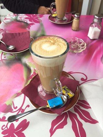Tokoroa, Новая Зеландия: my latte