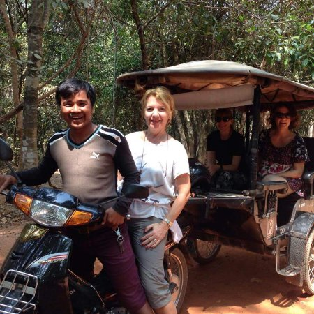 Angkor Unique TukTuk
