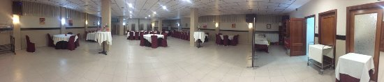 Azuqueca, España: panorámica de nuestro salon para eventos
