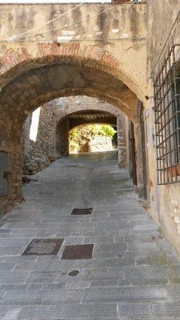Museo della Rocca di Campiglia: scorcio