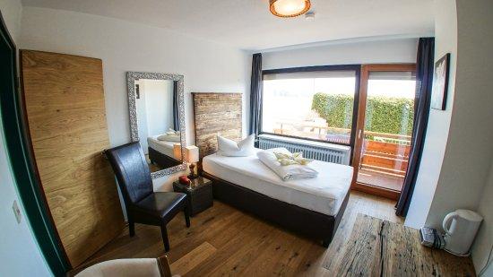 Hotel Alpengluhn Hopfen Am See