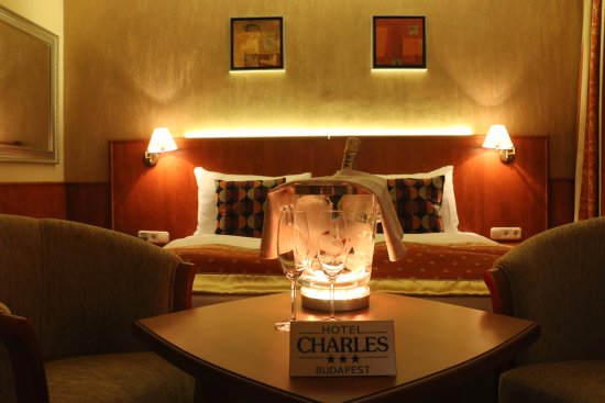 Hotel Charles: New design in some deluxe rooms