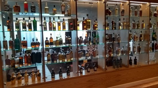 Schwalbach, Germany: Whisky & Gin
