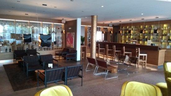 Schwalbach, ألمانيا: Hotelbar