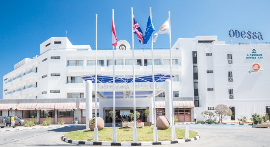 Odessa Beach Hotel 4 Протарас Кипр отзывы и цены на туры