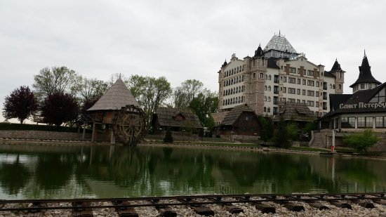 Bijeljina, Βοσνία - Ερζεγοβίνη: wie im Märchen