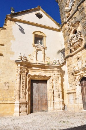 5a0ad57f0 Bell Tower. - Picture of Iglesia y Torre de la Merced