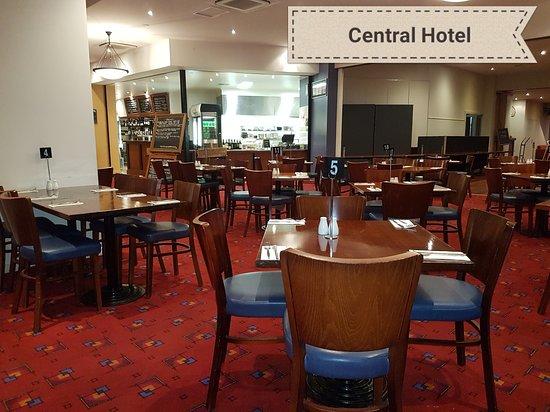 Lakes Entrance, Australia: Central Hotel Bistro