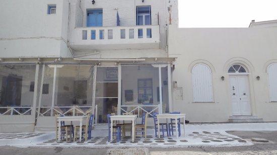 Andros Town, Greece: Exterior