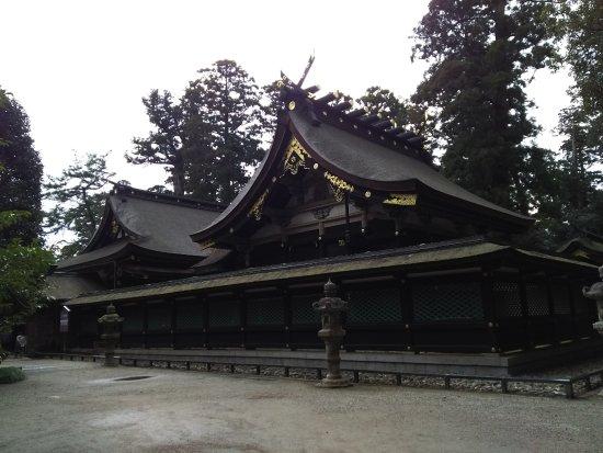 Katori, Japonya: 香取神社本殿