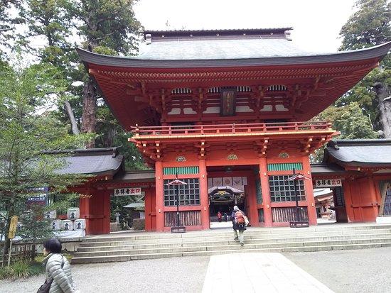Katori, Japonya: 香取神社の門