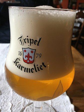 Ennevelin, Francja: Bonne Biere...Bonne chere !