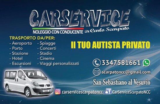 San Sebastiano al Vesuvio, Italia: biglietto da visita