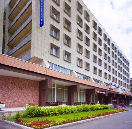 Polustrovo Hotel