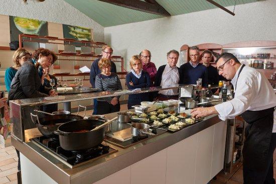 cours de cuisine de laurent saudeau au manoir de la boulaie pr 232 s de nantes picture of manoir