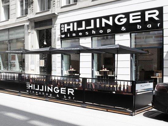 Leo hillinger wineshop & bar vienna old university quarter