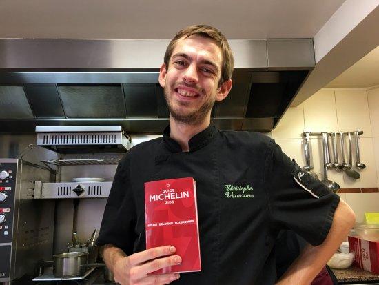 """Ixelles, Belgium: Un """"Plus"""" pour le Chef"""