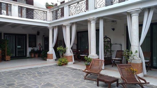 Casa Carlo Goldoni: Patio interno