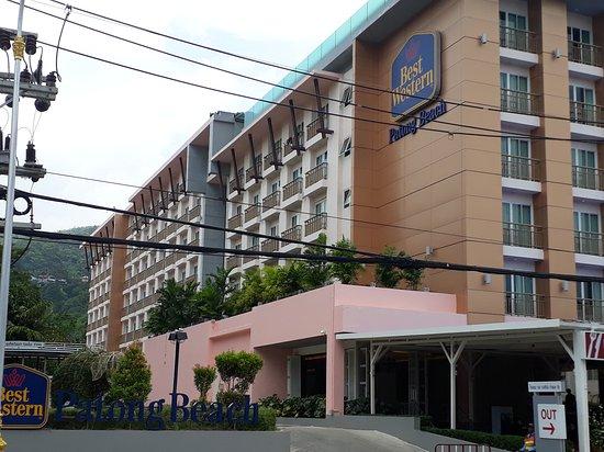 Best Western Patong Beach Hotel Tripadvisor