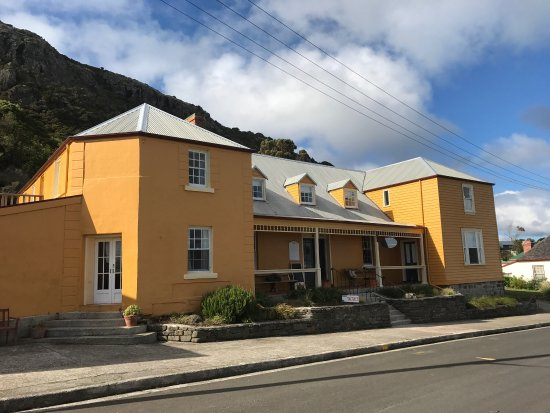 Bay View Guesthouse: BayView Guesthouse in Stanley (Tasmania)