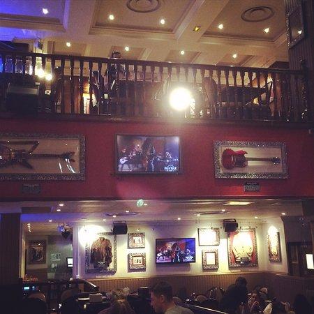 Hard Rock Cafe Paris : Quelques mémorabillias