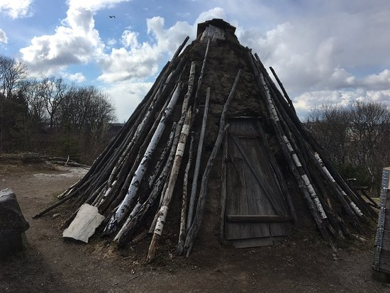 Museo al aire libre Skansen: Sami people's traditional house